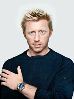 Boris-Becker Sports Endorsement