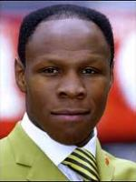 Chris Eubank Sports Endorsement
