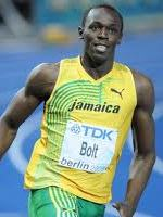 Usain Sports Endorsement