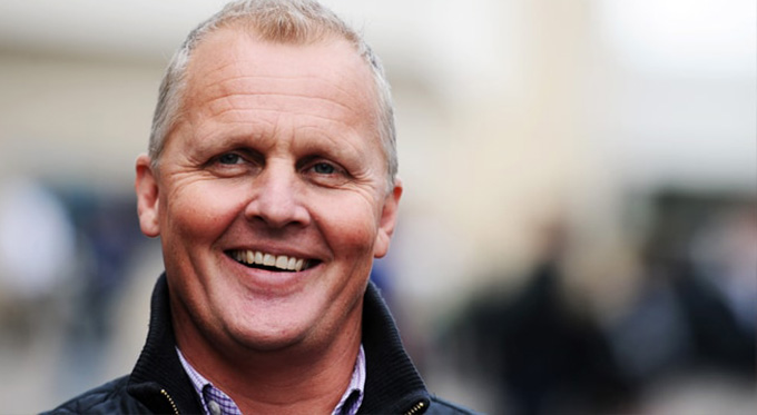Johnny Herbert Sports Endorsement