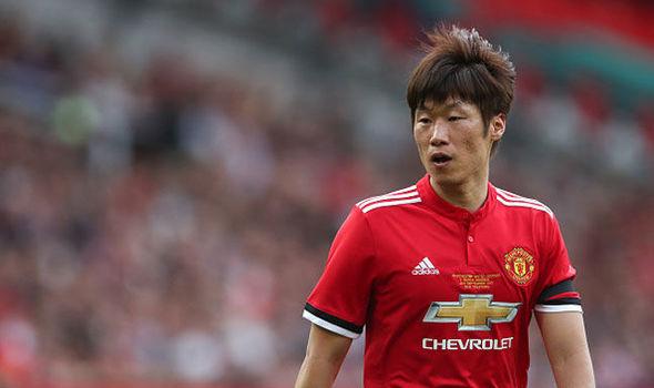 Park Ji-Sung Sports Endorsement