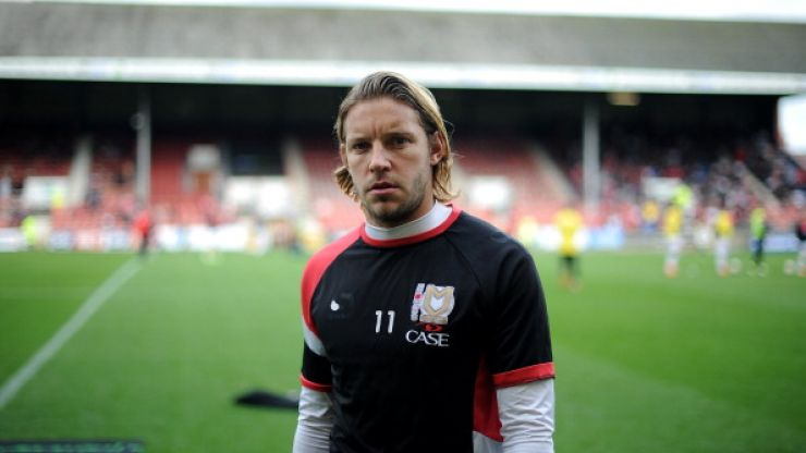 alan smith Sports Endorsement